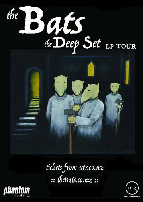 The Bats - The Deep Set Tour