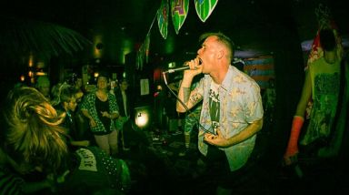 Live Photos: PCP Seagulls, Beachripper and More - Whammy, Auckland