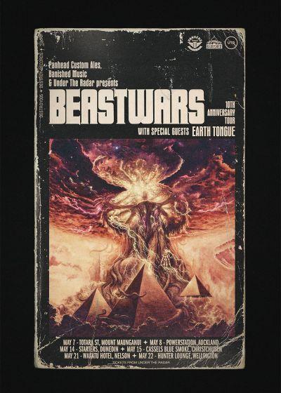 BEASTWARS - 10th Anniversary Tour