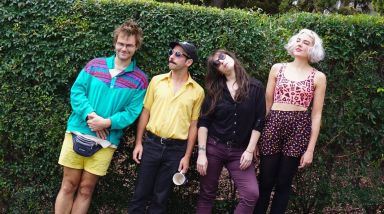 Bed Bits Debut New Zealand Tour Announced + Interview