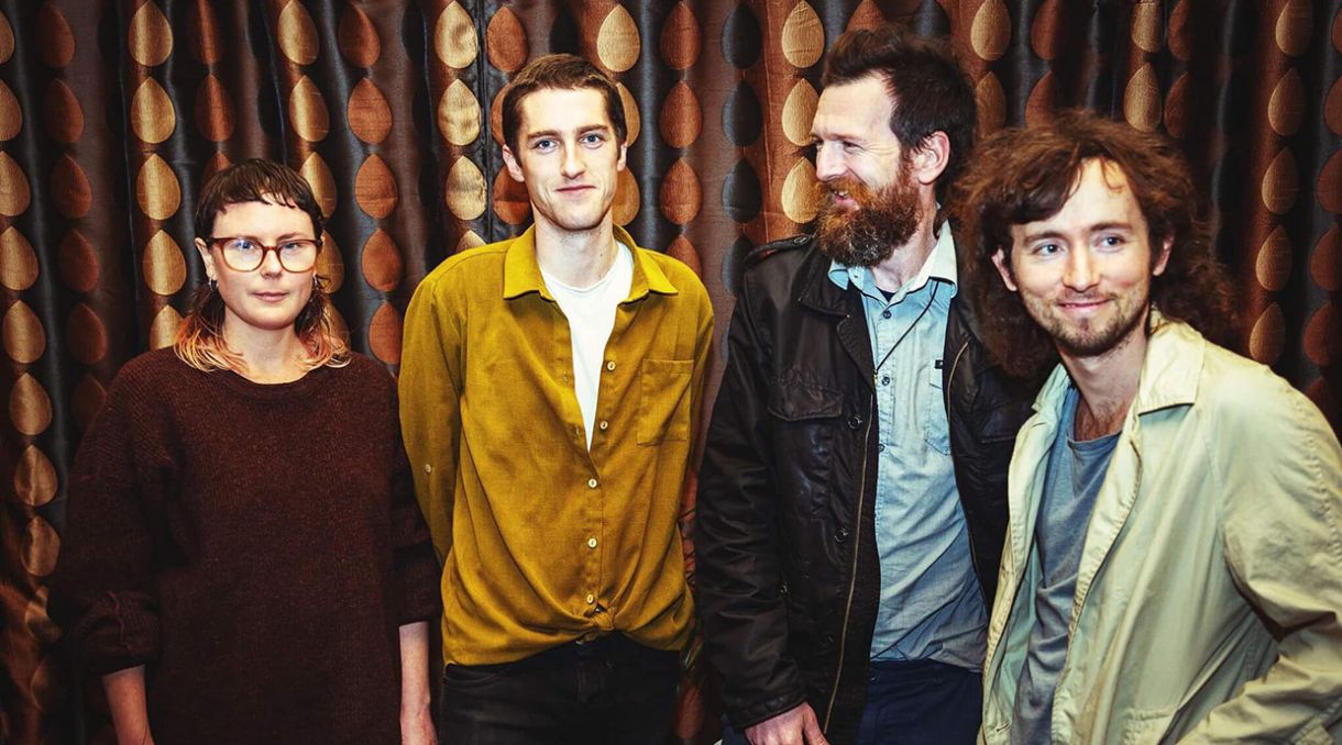 Ben Woods Group + Motte Announce Nationwide Tour