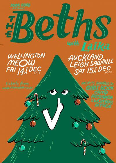 Beths NZ Xmas Shows