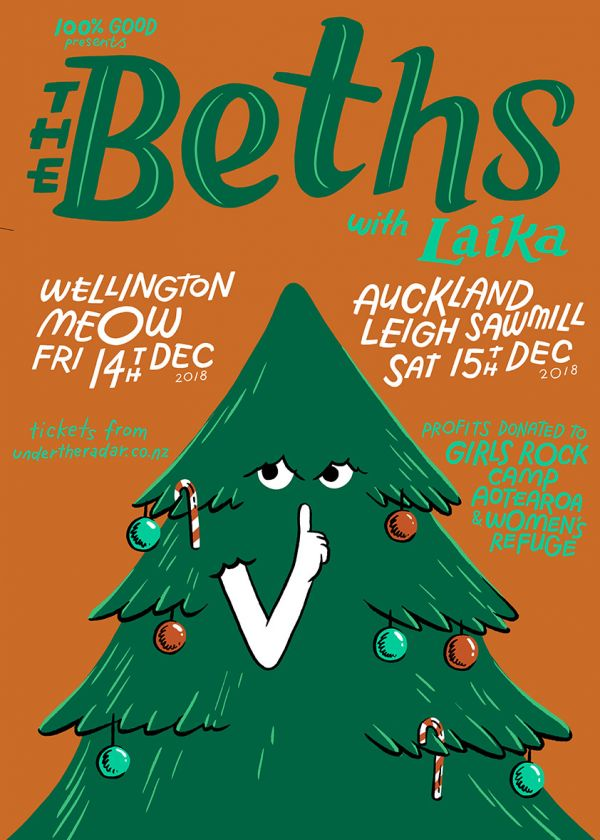 Beths NZ Xmas Shows
