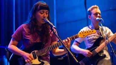 Live Photos: The Beths + The Naenae Express + Secret Cousins - Galatos, Auckland