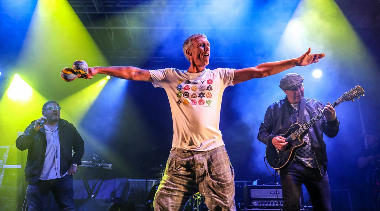 Interview: Bez of Happy Mondays
