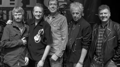 Big Country 'Steeltown' New Zealand Shows Announced