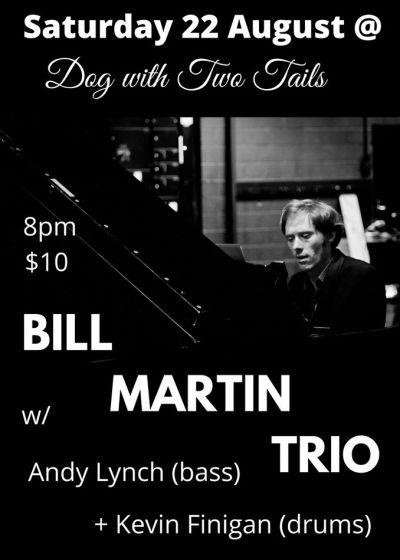 Bill Martin Trio