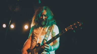 Live Photo: Black Mountain - The Tuning Fork, Auckland