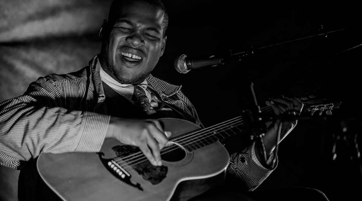 Blind Boy Paxton Announces New Zealand Tour