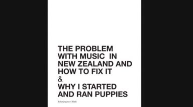 Book Review: The Problem With Music in New Zealand...