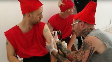 Bloody Hell Unleash Scathing Single 'My Boss Ross' + Video
