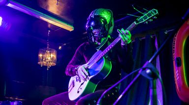 Live Photos: Bob Log III, Labretta Suede & The Motel 6 – Nivara Lounge, Hamilton