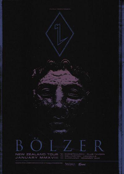 BOLZER New Zealand Tour