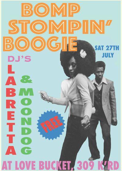 Bomp Stompin' Boogie