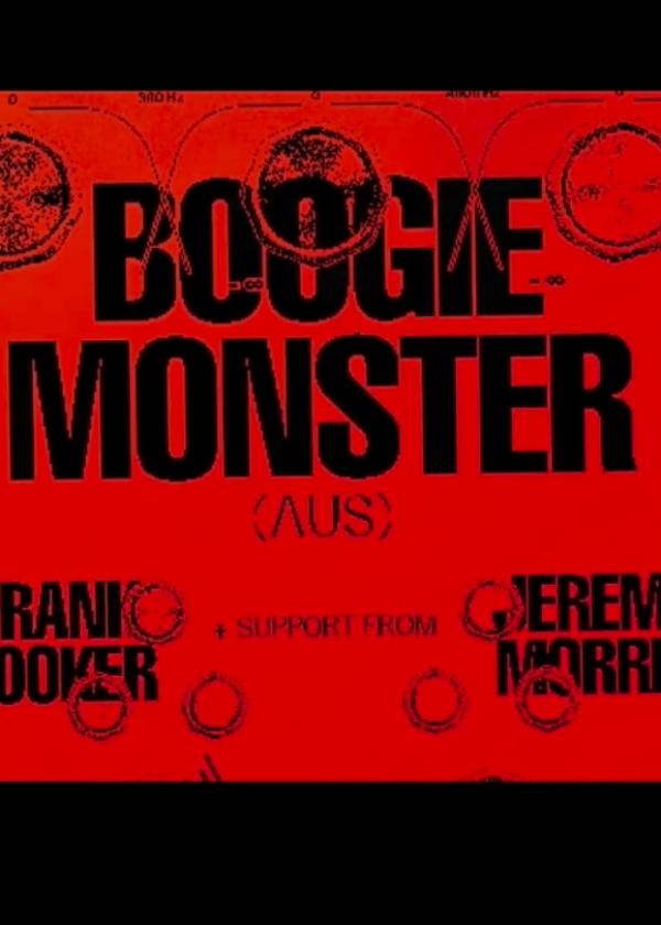Rain&Shine Clubnight VOL.1 ft Boogie Monster (AU)