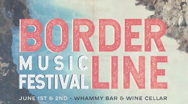 Full Lineup Announced For Borderline Music Festival 2018