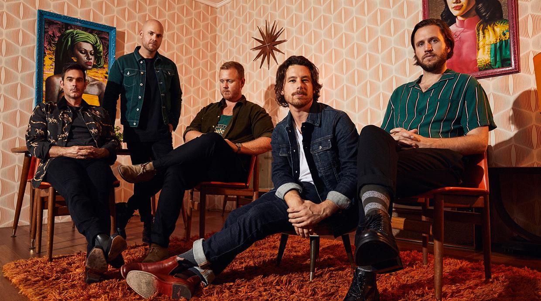 Australian Folk-Rockers Boy Bear Announce Aotearoa Tour
