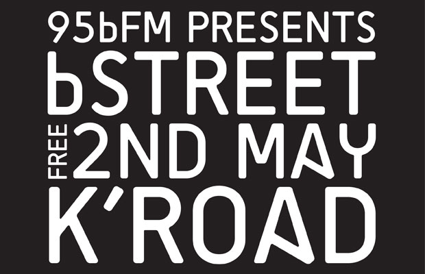 95bFM Announce bStreet 2013 Line-Up