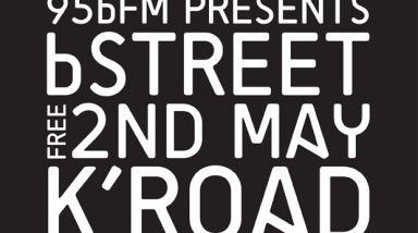 95bFM Announce bStreet 2013 Line-Up