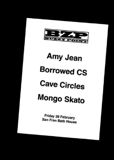 Amy Jean, Borrowed cs, Cave Circles, MONGO SKATO
