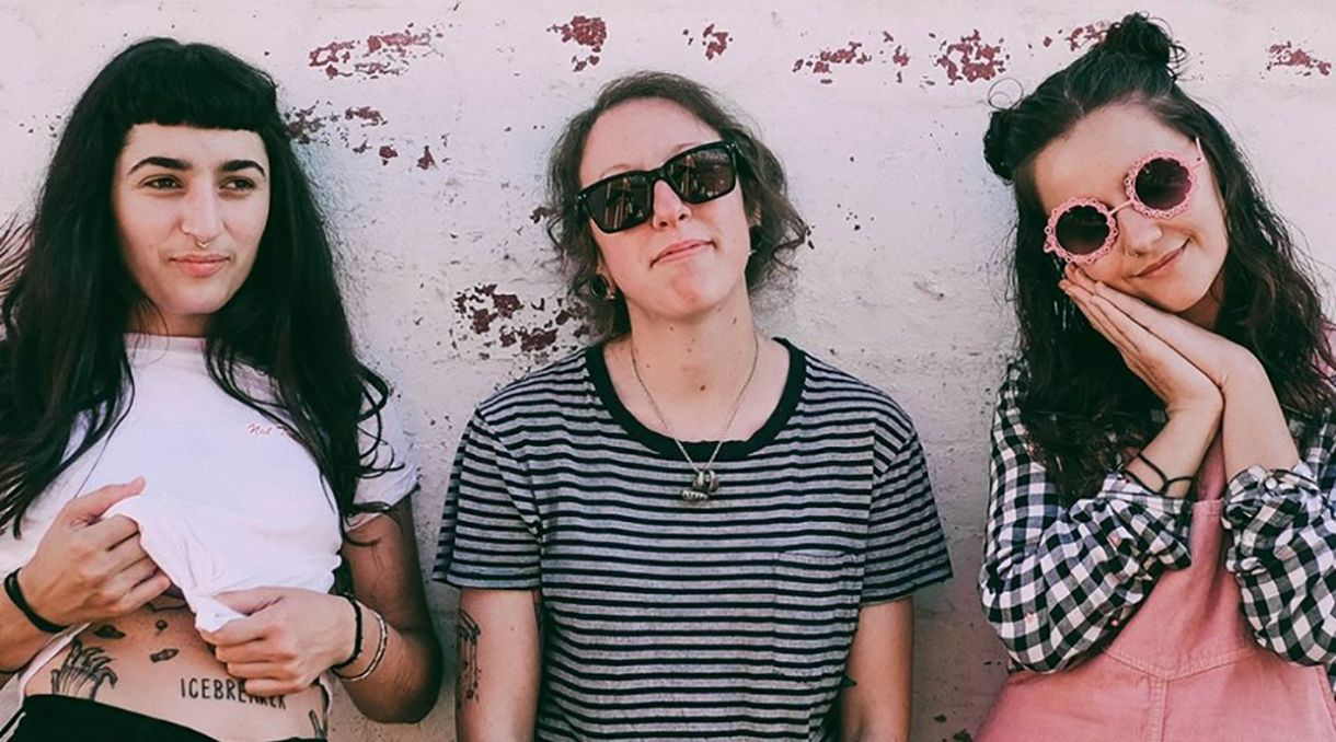 Melbourne's Camp Cope Announce New Zealand Shows