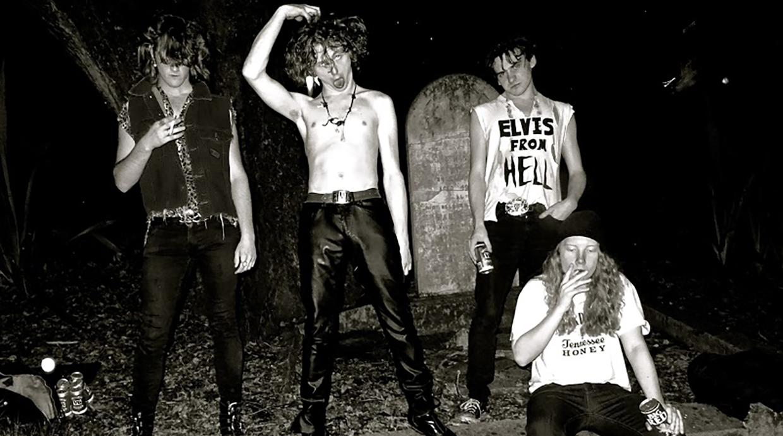 Here's Five: The Cavemen Pick Their Favourite Wild Garage Punk Songs