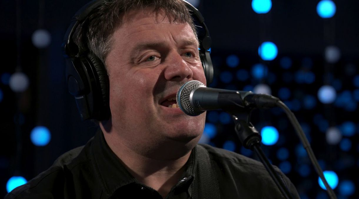 Caught Live: The Chills Play 'Pink Frost' On KEXP