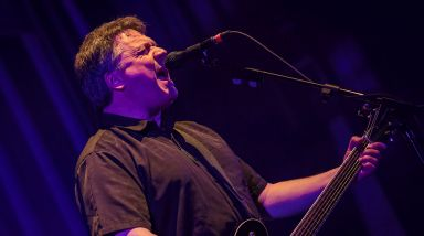 Live Photos: The Chills, Tiny Ruins - The Globe Theatre, Palmerston North