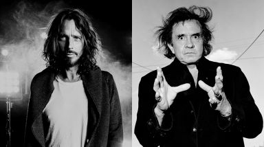 Chris Cornell Plays 'You Never Knew My Mind' By Johnny Cash