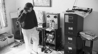 Here's Five: Chris Knox's TEAC 4-Track Tape Machine