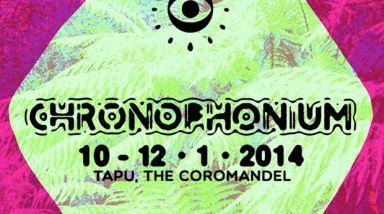 Chronophonium Festival 2014 Lineup Announcement