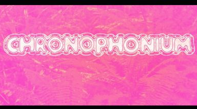 Chronophonium 2015 First Line-Up Revealed