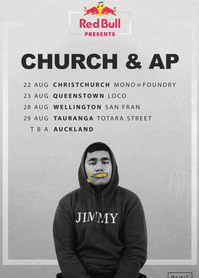Church and AP - National Tour