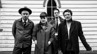 Delaney Davidson, Tami Neilson, Barry Saunders and Marlon Williams Announce Church Tour