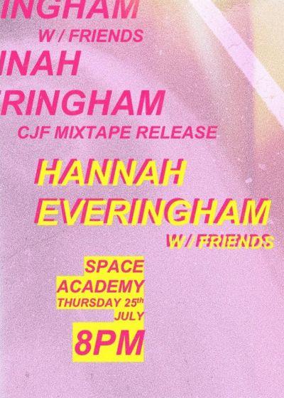 Hannah Everingham