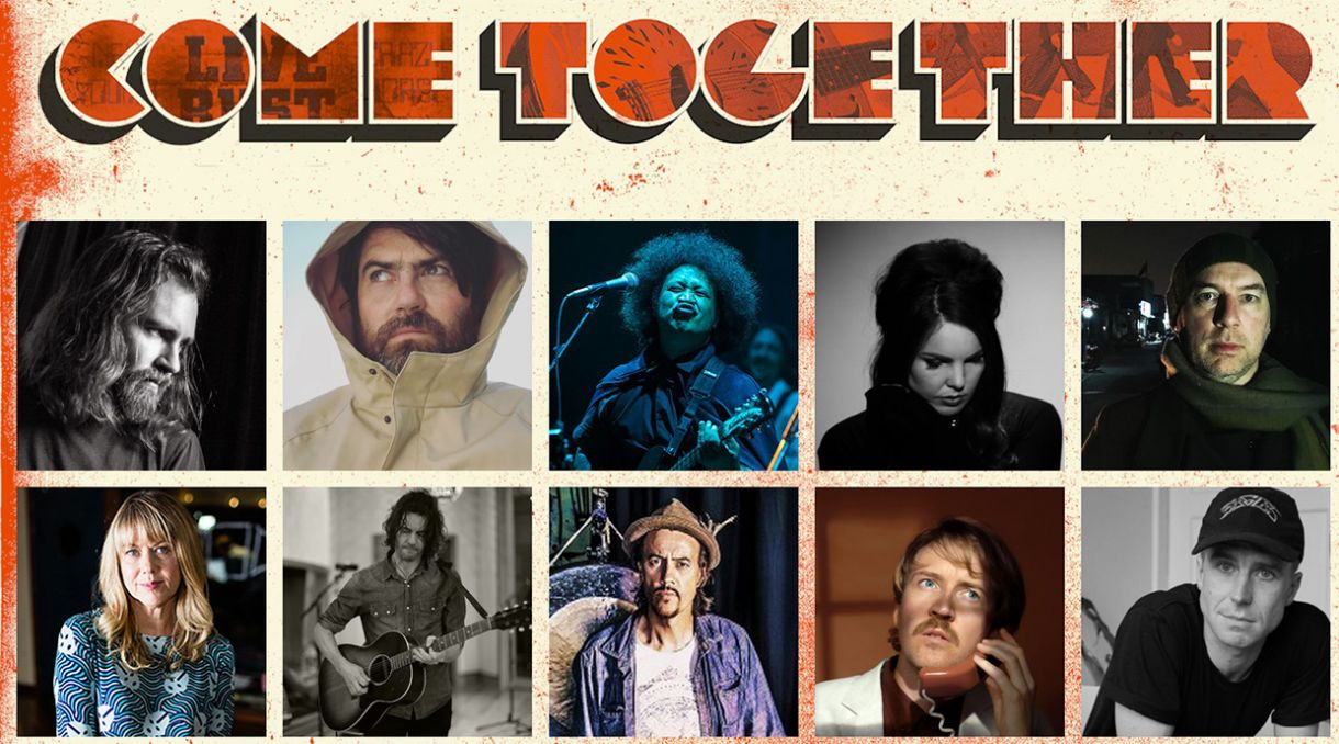 Primer: Come Together - NZ Supergroup Playing Albums By Neil Young, Dire Straits, The Beatles