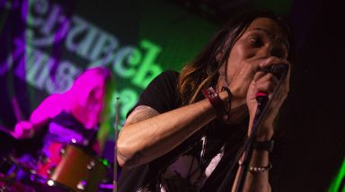 Live Photos + Review: Church Of Misery, Bloodnut, Slumbug - Whammy Bar, Auckland