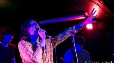 Live Photos: Contenders, Bloodbags + Hedge Fund Trader - Nivara Lounge, Hamilton
