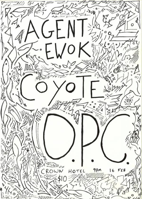 OPC, Coyote, and Agent Ewok