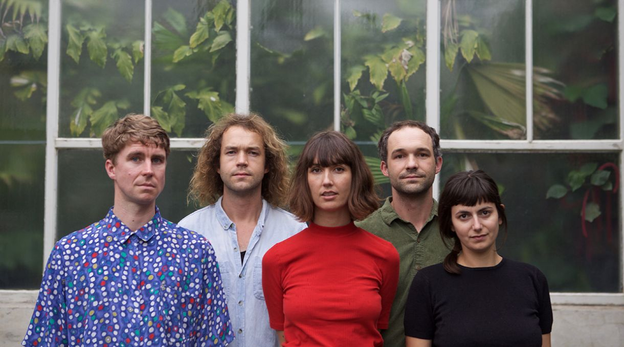Listen To Carnivorous Plant Society's New Album 'The People Below'