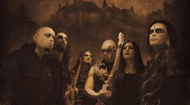 Cradle Of Filth 'Cruelty And The Beast' New Zealand Show Announced