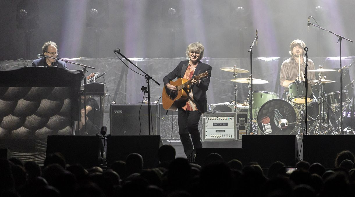 Live Photos: Crowded House - TSB Arena, Wellington