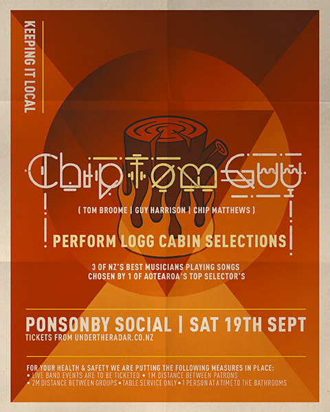 ChipTomGuy perform Logg Cabin Selections