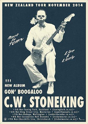CW Stoneking