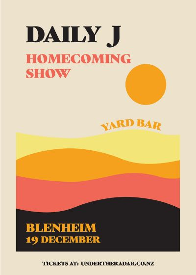 Daily J - Homecoming Show