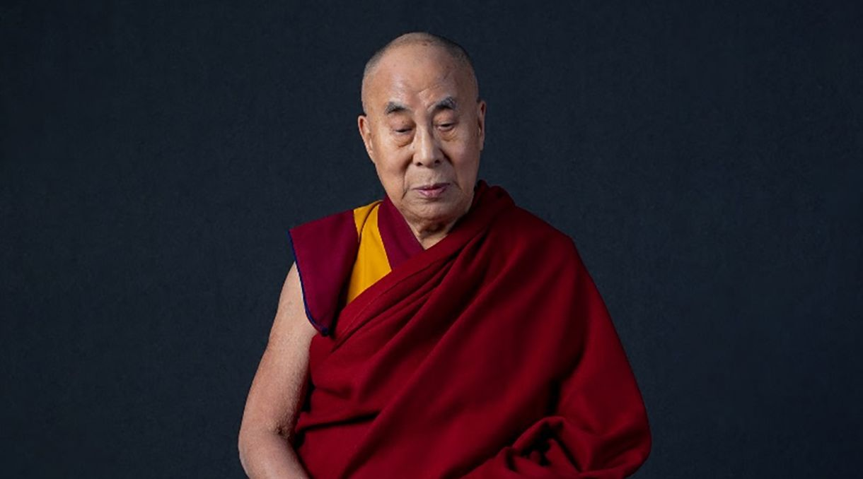 The Dalai Lama Announces Debut Album With NZ's Junelle Kunin