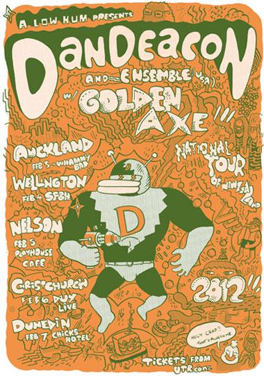 Dan Deacon and Ensemble