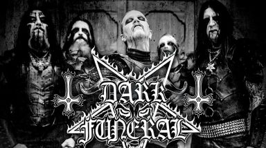 Dark Funeral New Zealand Shows Announced