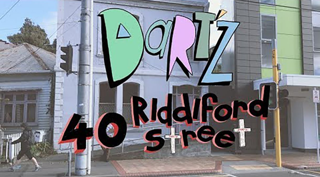 Wellington's Dartz Drop DIY Video '40 Riddiford Street'