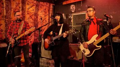 Live Photos: Dead Little Penny, The Echo Ohs and More - The Wine Cellar, Auckland